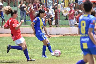 Atleta do Jequié é convocada para a Seleção Brasileira feminina de Futebol de 7.