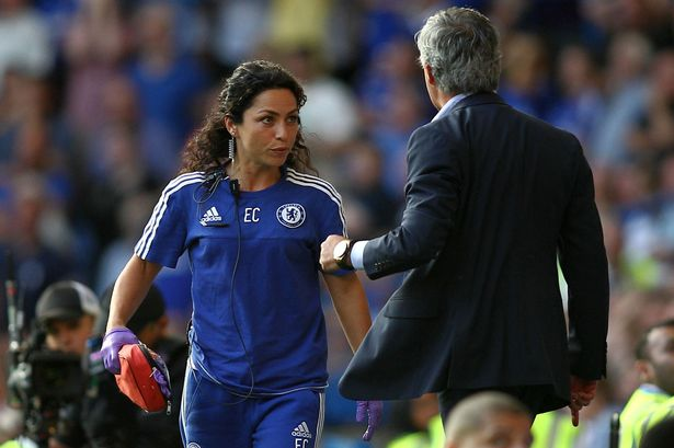 Back in work: Carneiro will take up a role in Gibraltar