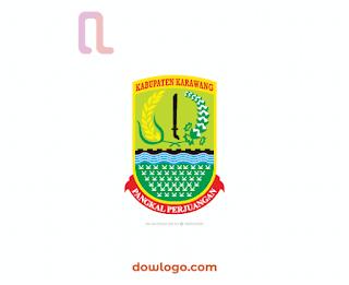 Logo Kabupaten Karawang Vector Format CDR, PNG