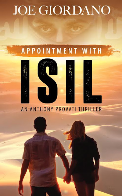 Appointment with ISIL by Joe Giordano (Book Spotlight, Author Interview & Giveaway!)