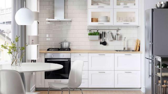 Desain Lemari Dapur Terbaru untuk Dapur Idaman
