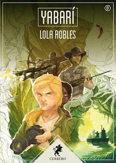 Libro Yabarí, de Lola Robles - Cine de Escritor