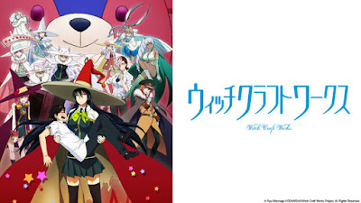 Download Witch Craft Works BD Subtitle Indonesia