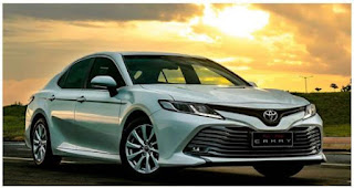 Mobil All New Camry