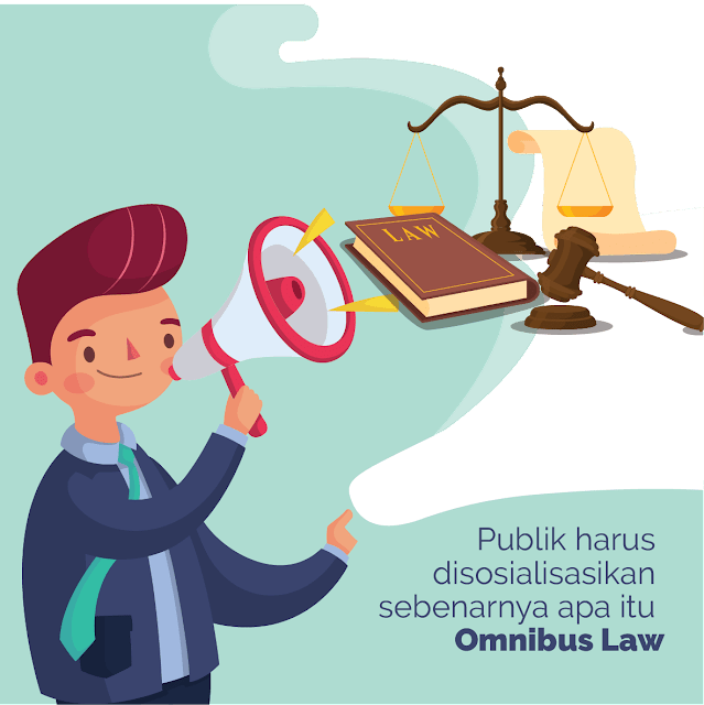 Wajib Di Pahami ! Sebenarnya Apa Itu Omnibus Law ?