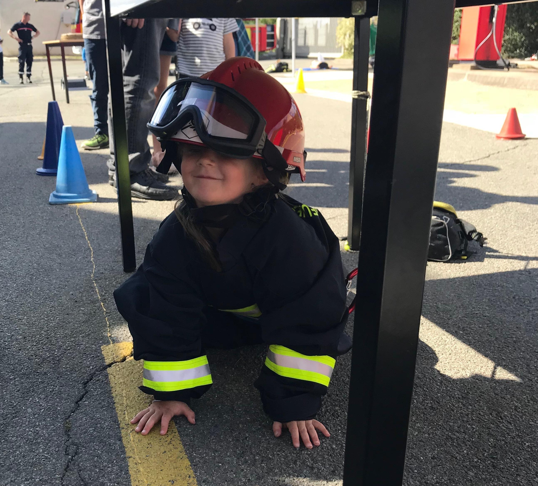 portes ouvertes pompiers