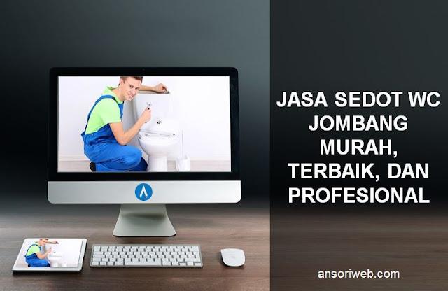 Jasa Sedot WC Jombang Murah, Terbaik, dan Profesional