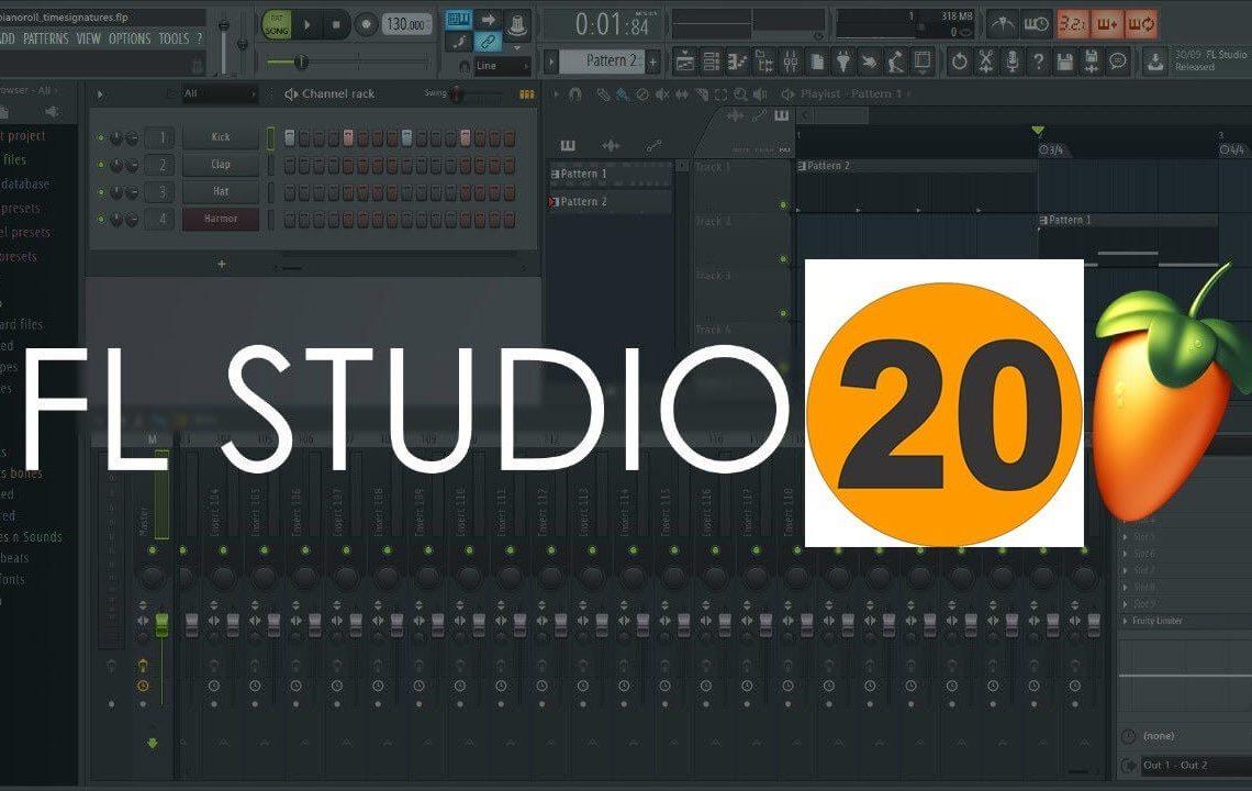 Tải FL Studio 20 Full Activate Mới Nhất + Hướng Dẫn Cài Đặt