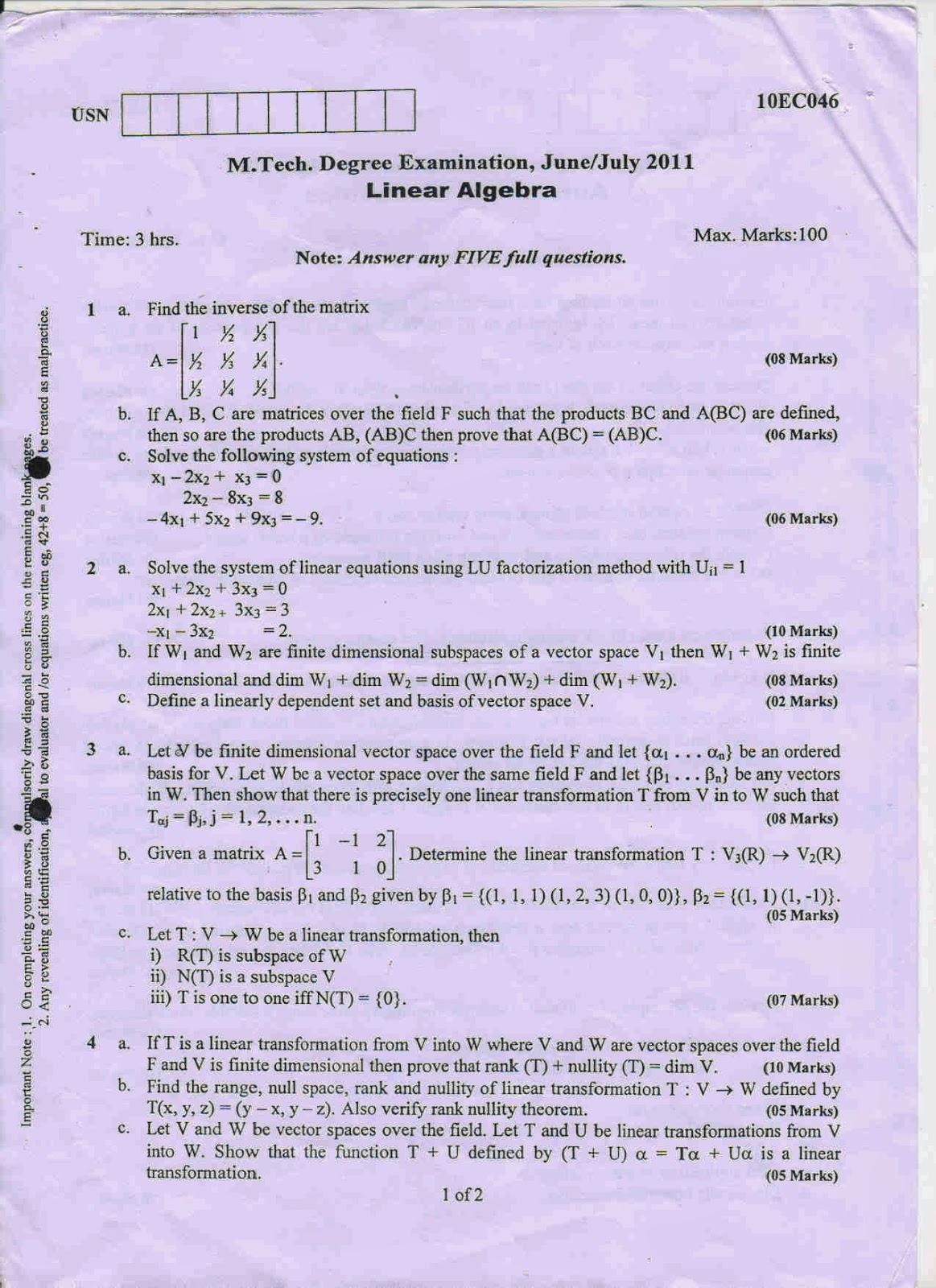 ALL STUDY MATERIALS IN ONE PIT: VTU MTech (DE)