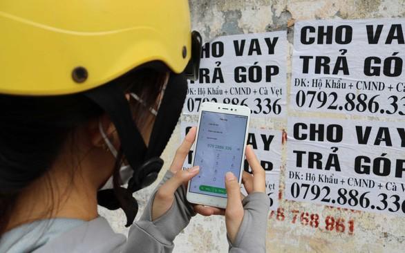 App Trung Quốc cho vay nặng lãi, vay 2 triệu phải trả 54 triệu, chậm trễ ghép ảnh sex tung lên mạng