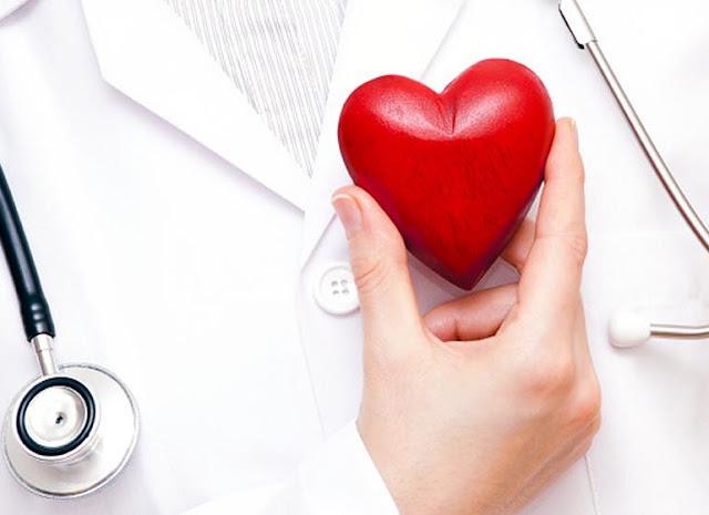 6 Cara menjaga Kesehatan Jantung