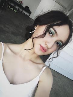 Gái xinh facebook hot girl Mai Tây