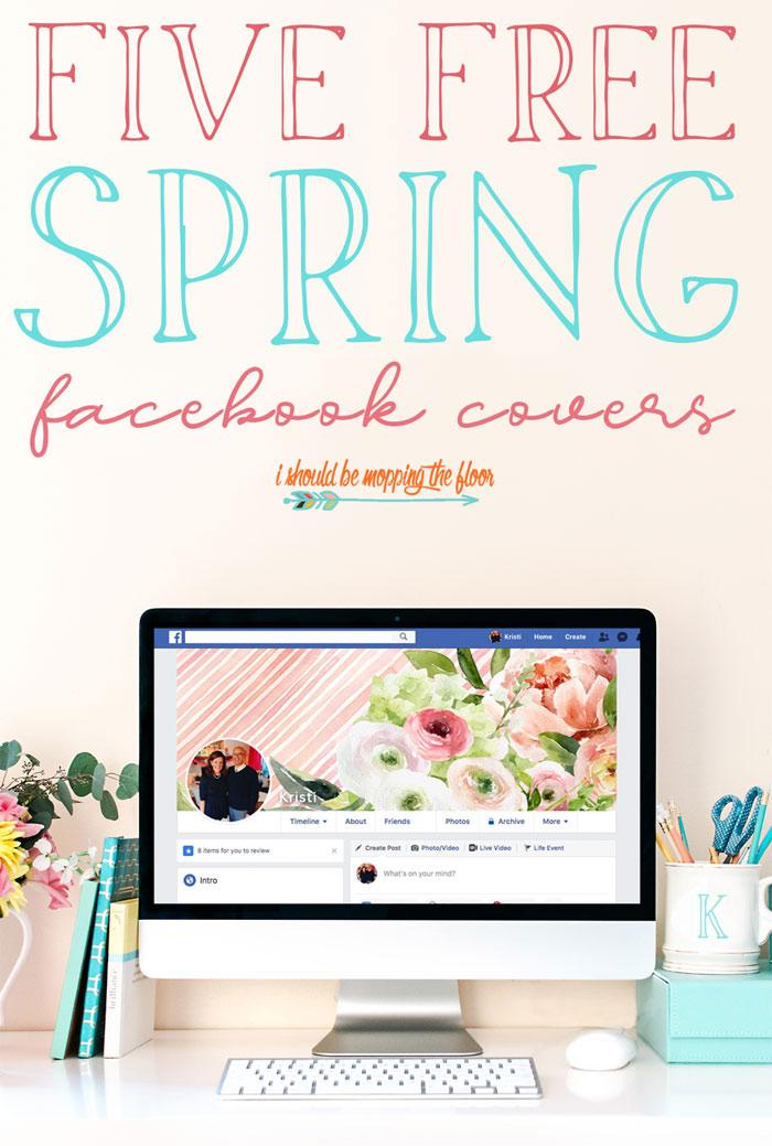 Spring Facebook Cover Photos