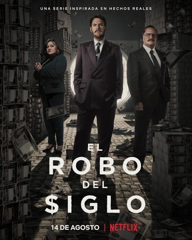 El Robo del Siglo Temporada 1 Latino 720p