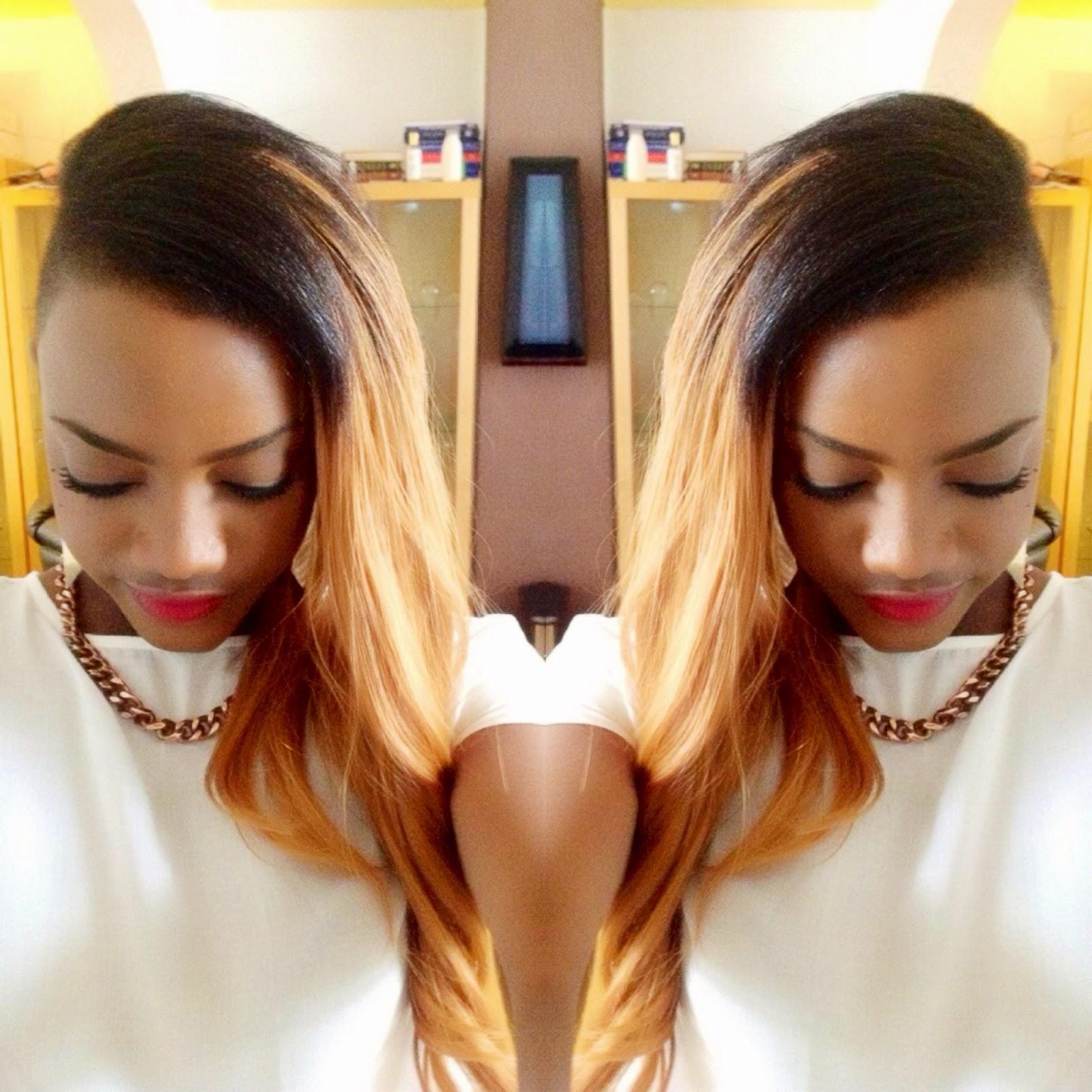 Rihanna Light Brown Hair
