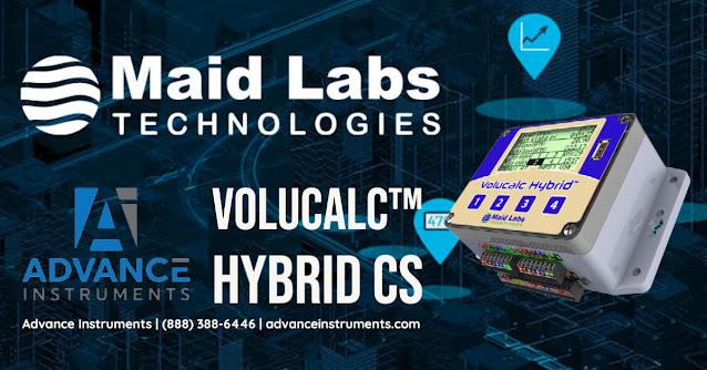 Volucalc Hybrid™ Pump Station Monitoring System