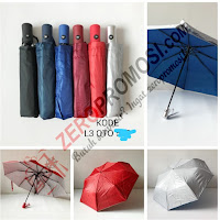 Souvenir Payung Lipat 3 Otomatis
