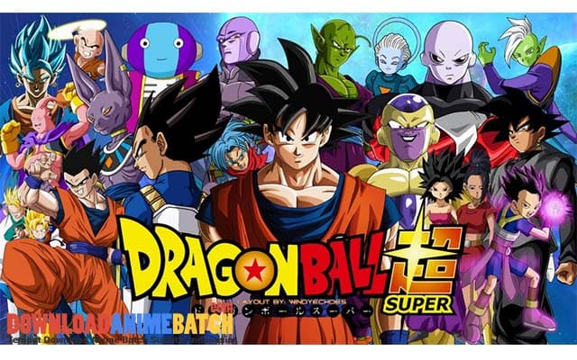 Download Dragon Ball Super Batch Sub Indo