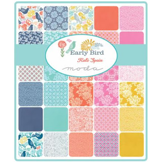 Moda Early Bird Fabric by Kate Spain for Moda Fabrics