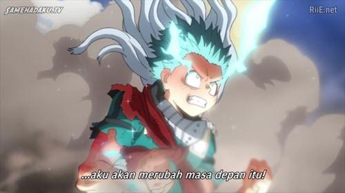 Nonton Streaming Boku no Hero Academia Season 4 Episode 13 Subtitle Indonesia
