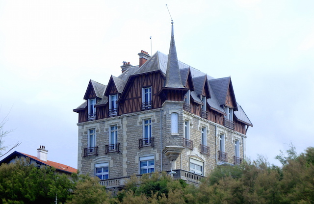 Beautiful house in Biarritz