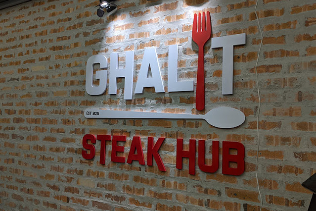 Cuba Tempat Makan Baru Di Temerloh, Restoren Ghalit Steak Hub