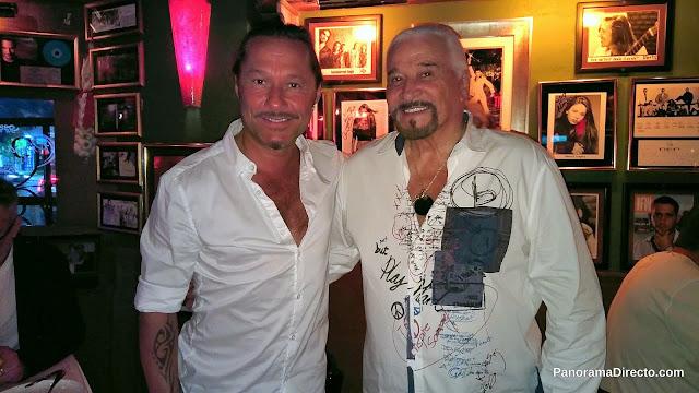 Arturo Cea y Diego Torres