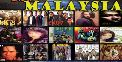Download 100 Lagu Malaysia Mp3 Full Album Terpopuler