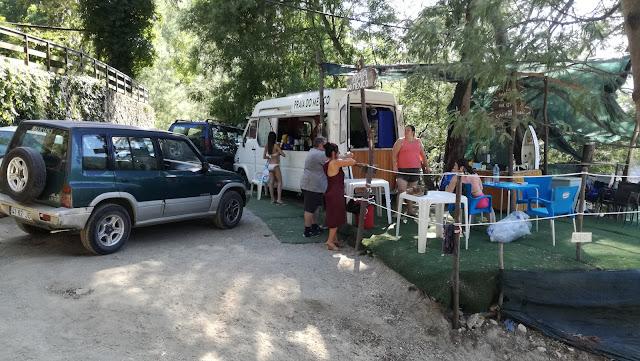 Café  - Praia do México