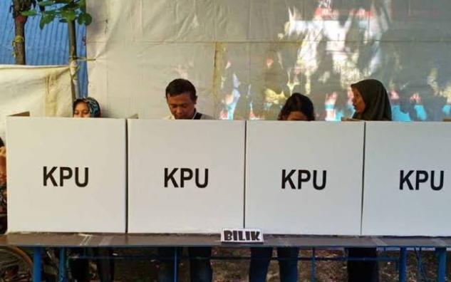 Pilkada 2020, KPU Sediakan Bilik Khusus Bagi Pemilih yang Kurang Sehat