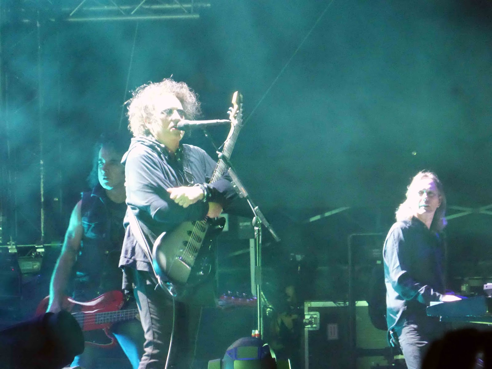 Cool Music Central: Live: Ejekt Festival 2019 with The Cure