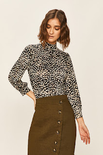 Bluza cu fason drept  • Morgan
