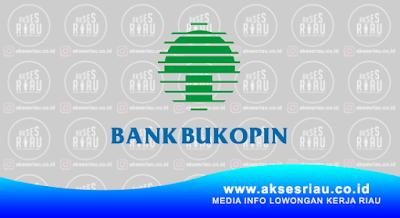 PT Bank Bukopin Tbk Pekanbaru