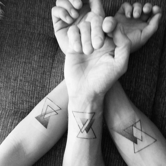 15 Lovely Family Tattoo Ideas