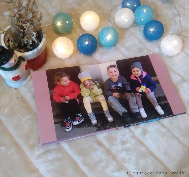 blogujaca mama dwojki, dzieci, fotoksiazka, saal digital, prezent, dla, babci, dziedka, dla rodzicow, na swieta, pod, choinke