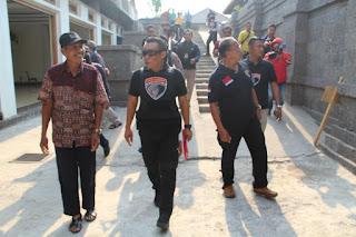 Kantor PT Amobah Internasinal di Kediri Digeledah Tim Cobra Polres Lumajang