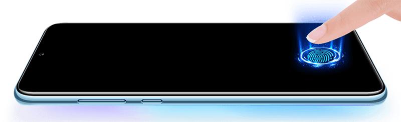 In-Display fingerprint