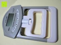 Erfahrungsbericht: Camry Digitaler Hand-Kraftmesser / Dynamometer, zum Trainieren der Hände, 90 kg / 200 lb