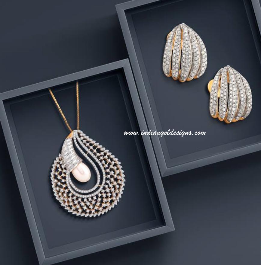 Gold and Diamond jewellery designs: tanishq jewellers diamond ...