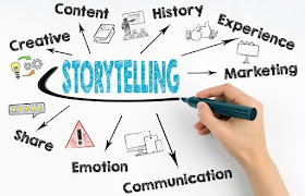 what is brand storytelling guide controlling the narrative
