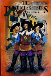 The three musketeers (1844) Free PDF Novel