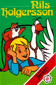 Baraja infantil Nils Holgersson Heraclio Fournier