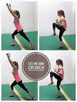 Extend and crunch