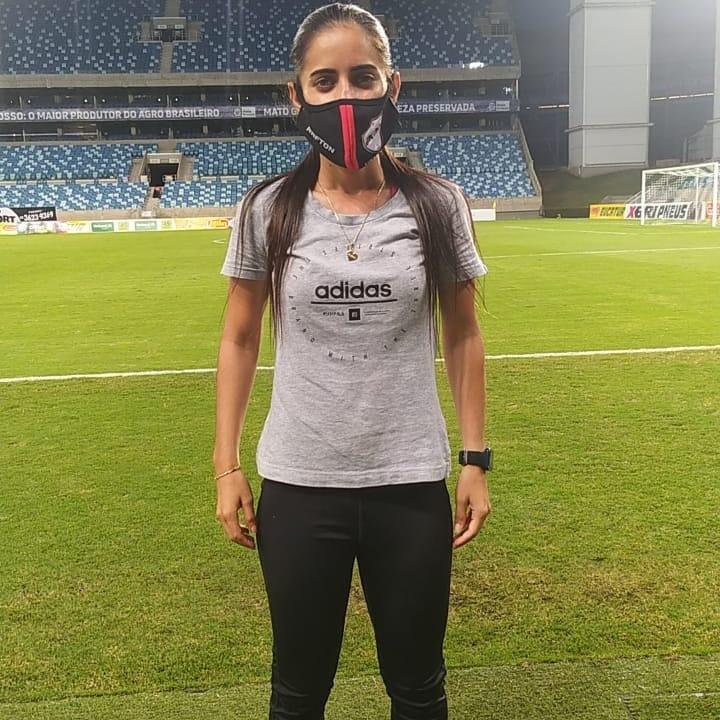 Técnica de futebol feminino