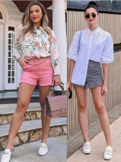 6 combinações de looks para usar em 2021, camisa com peças descontraídas Mama Castilho, Mayara Rímolo