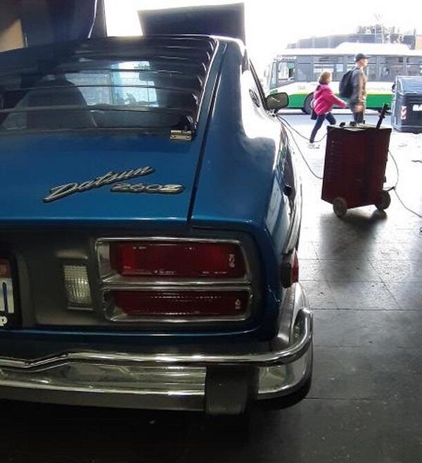 Datsun 260Z Argentina