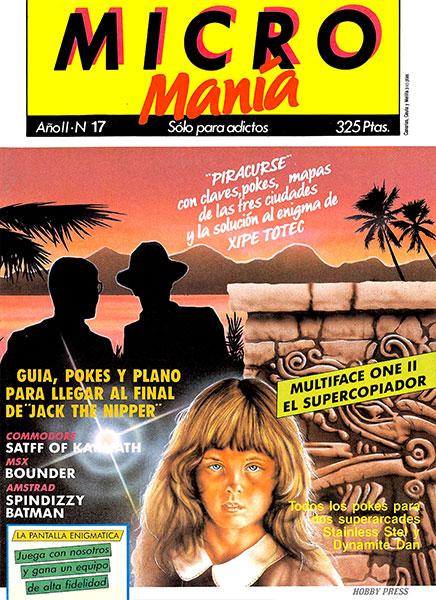 Revista Micromanía Número 17
