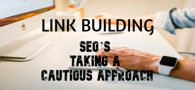 Link building | Ensuring a healthy number of links