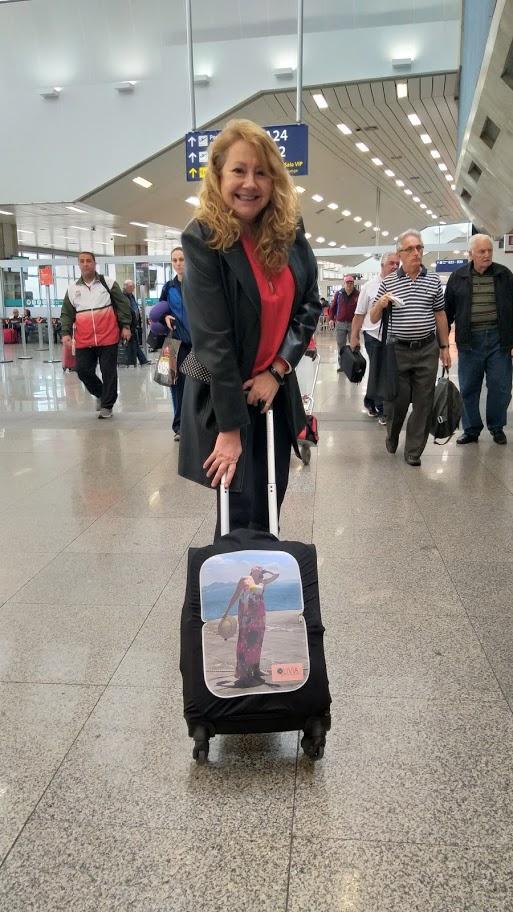 Canela, o primeiro destino do Projeto Mulheres Mundo Afora e a minha capa personalizada da Star Bags do Brasil