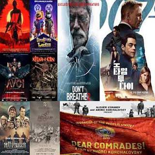 gündemdeki filmler 1 ekim 2021